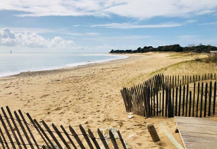 plage ile de ré séminaire